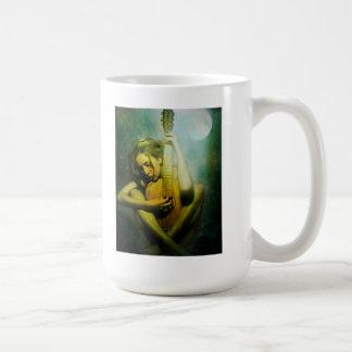 月光のひも コーヒーマグカップ