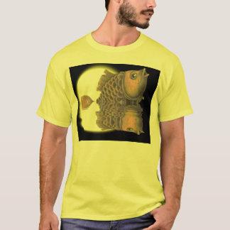 月光のコイ Tシャツ