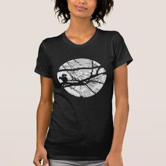 月光のリス Tシャツ