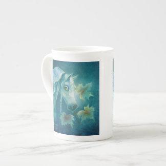 月光のロバ ボーンチャイナカップ
