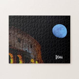 月光のローマのコロシアム ジグソーパズル