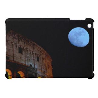 月光のローマのコロシアム iPad MINIケース