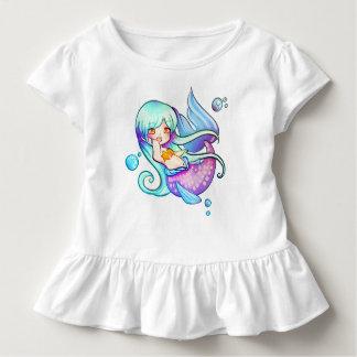 月光の人魚 トドラーTシャツ