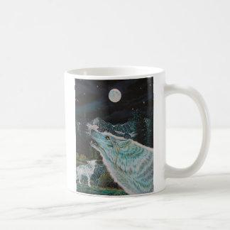 月光の喚き声 コーヒーマグカップ