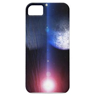 月光の夜明けIの電話箱 iPhone SE/5/5s ケース