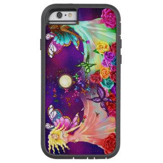 月光の妖精バラの蝶による蝶 TOUGH XTREME iPhone 6 ケース