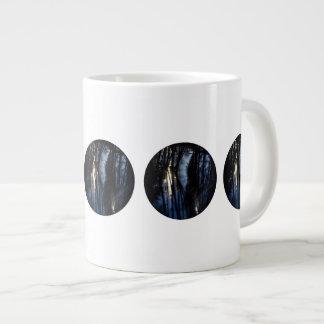 月光の川パターン ジャンボコーヒーマグカップ