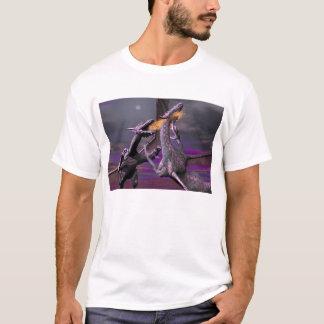 月光の戦闘 Tシャツ