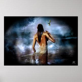 月光の浴室 ポスター