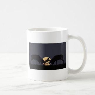 月光の轍 コーヒーマグカップ