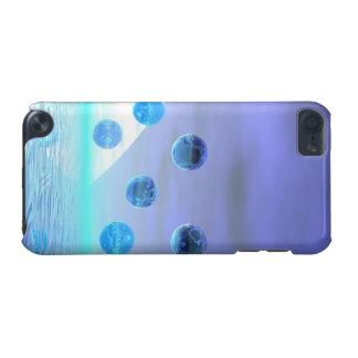 月光の驚異、未知数への抽象的な旅行 iPod TOUCH 5G ケース