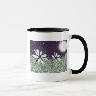月光のBloodroot マグカップ