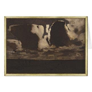 月光1887年 カード