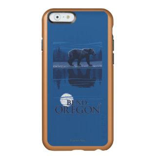 月光-くねり、オレゴンのくま INCIPIO FEATHER SHINE iPhone 6ケース