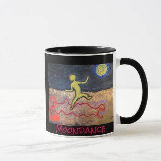 """""""月光""""ので踊りますマグ マグカップ"""