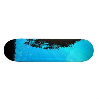 月光 カスタムスケートボード
