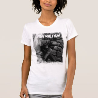月光Wolfman Tシャツ