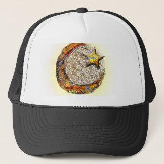 月星-イスラム教 キャップ