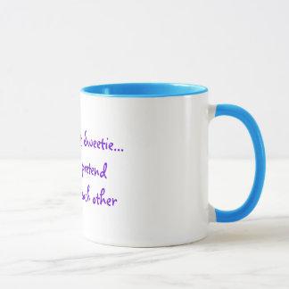 月曜の朝のコーヒー・マグのパート2 マグカップ