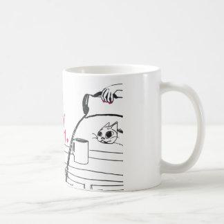 月曜日の漫画 コーヒーマグカップ