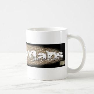 月曜日の若者のマグ コーヒーマグカップ