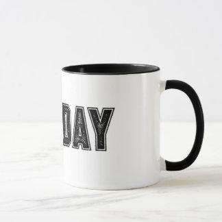 月曜日 マグカップ