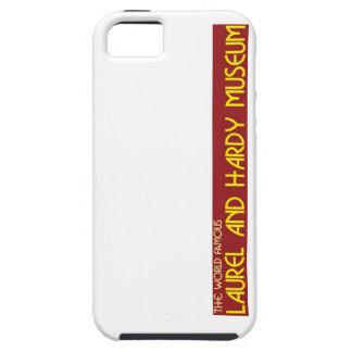 月桂樹および丈夫な博物館のロゴのiPhoneの場合 iPhone SE/5/5s ケース