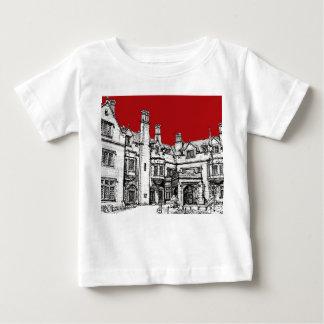 月桂樹のホールの赤の開催地 ベビーTシャツ