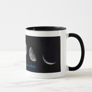 月段階のマグ マグカップ