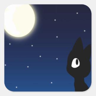 月猫 スクエアシール