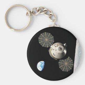 月軌道のNASAオリオン キーホルダー
