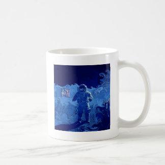 月面着陸 コーヒーマグカップ
