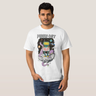 月馬蝿の幼虫 Tシャツ