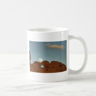 月02の下のキスをするなラクダ コーヒーマグカップ
