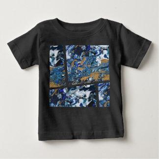 月4に ベビーTシャツ
