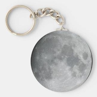 月 キーホルダー