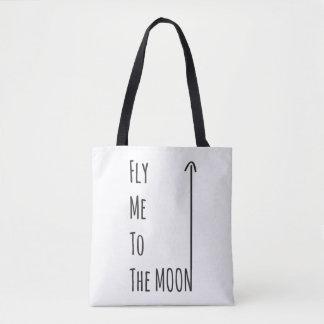 月-グルテンの自由なおたくのバッグに私を飛ばして下さい トートバッグ