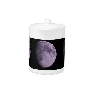 月-ティーポット