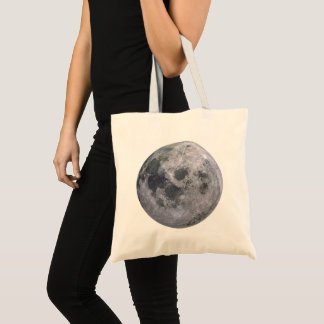 月 トートバッグ
