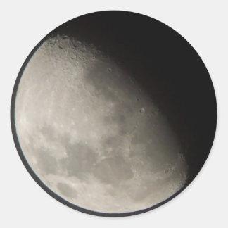 月 ラウンドシール