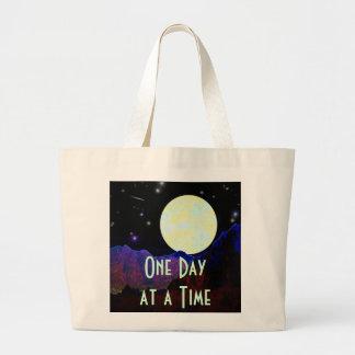 月ODATの谷 ラージトートバッグ