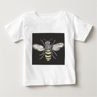 有利な《昆虫》マルハナバチ ベビーTシャツ