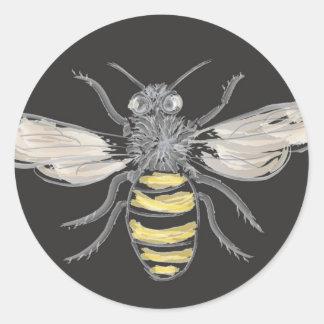 有利な《昆虫》マルハナバチ ラウンドシール