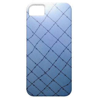 有刺鉄線 iPhone SE/5/5s ケース