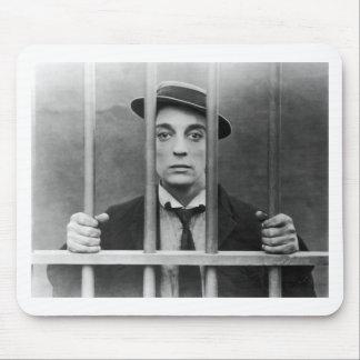 有名な俳優の1900年代の元の写真 マウスパッド