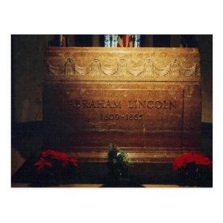 有名な内戦の大統領の墓 ポストカード