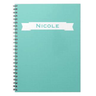 有名な青 ノートブック