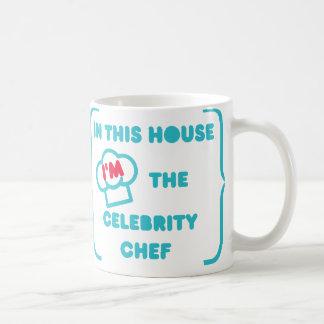 有名人のシェフのように調理 コーヒーマグカップ