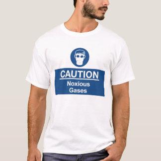 有害なガス Tシャツ