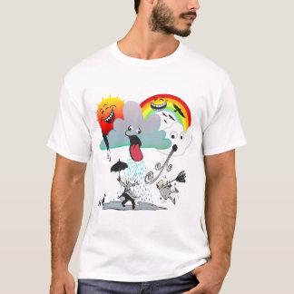 有害な天候 Tシャツ